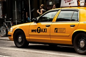 New York cabs - Ford Crown Victoria