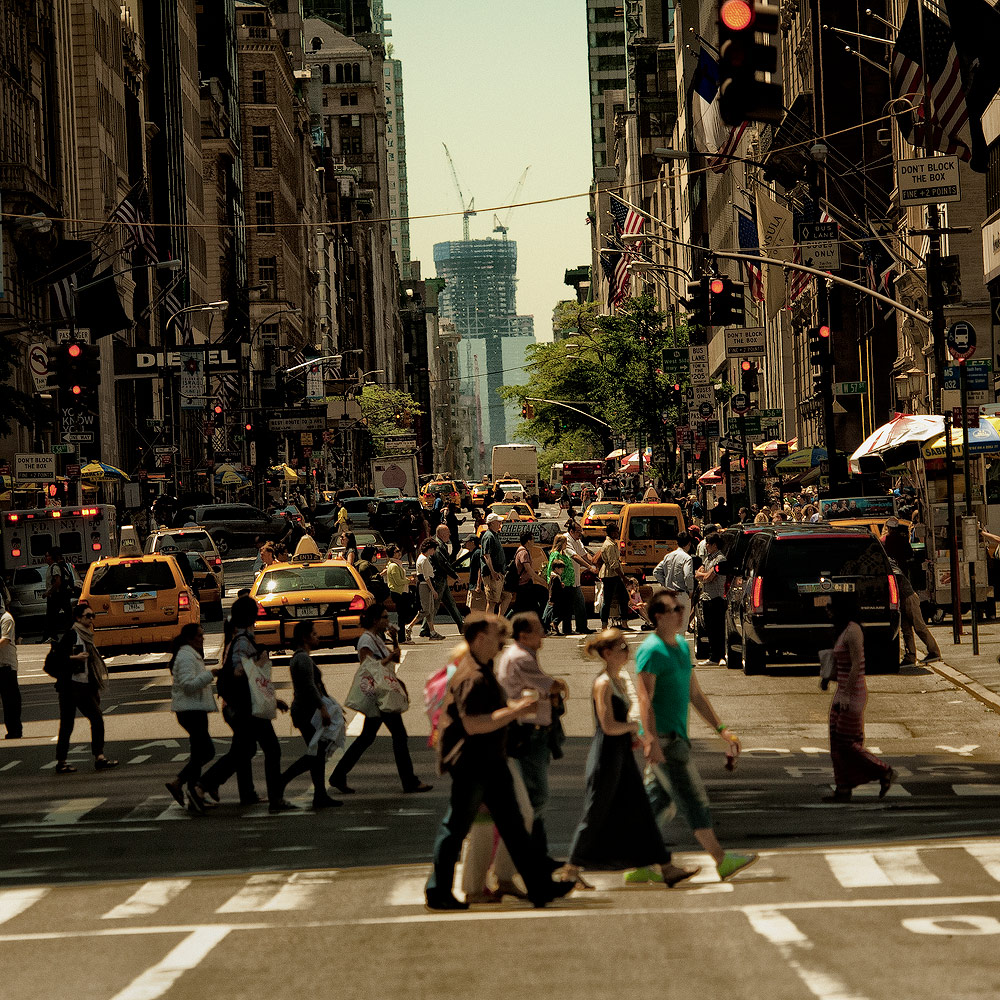 New York, har jag sagt jag älskar dig?
