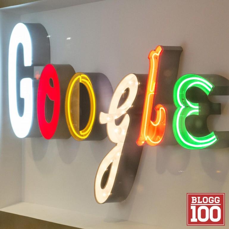 Nu är det #blogg100