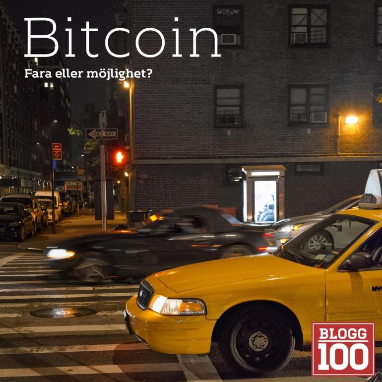 Bitcoin, fara eller möjlighet? Bankerna måste ta till sig Bitcoins möjligheter.