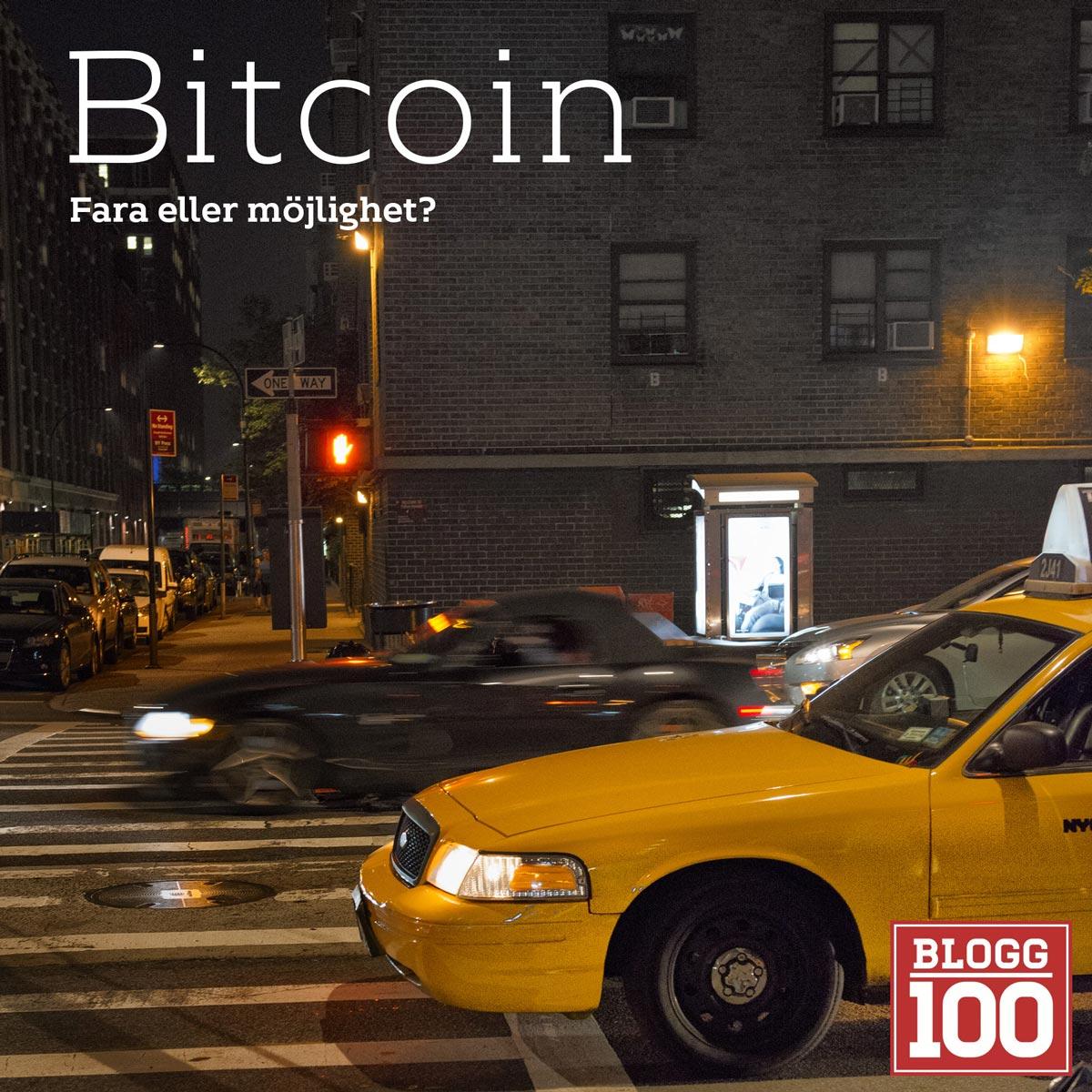 Bitcoin, valutan bankerna inte kan blunda för #blogg100 #fb