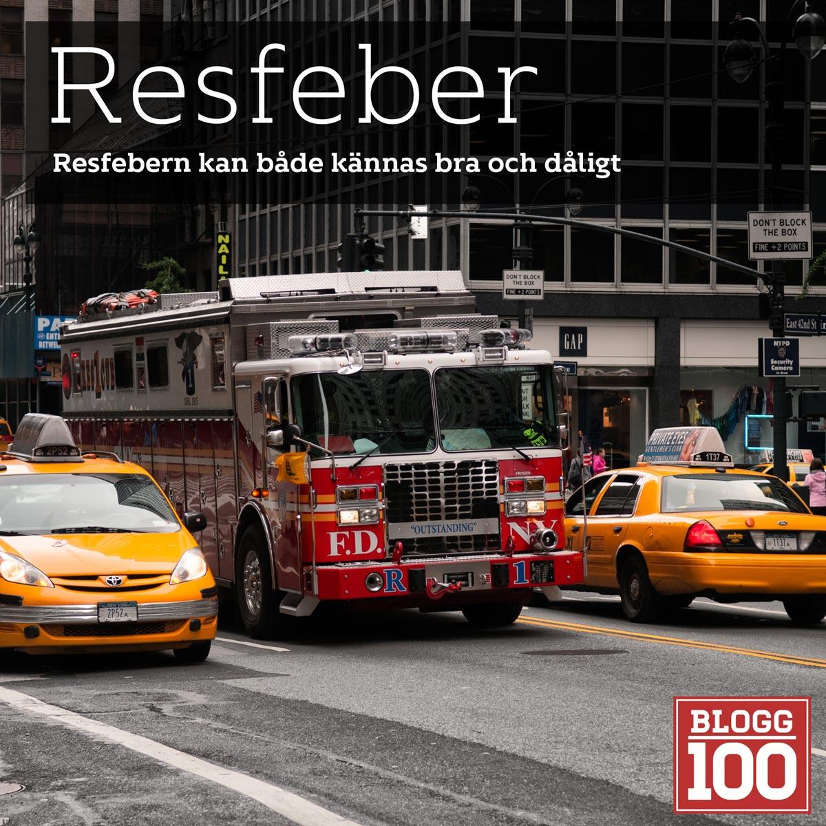 Resfeber, hej Asien #blogg100 #fb