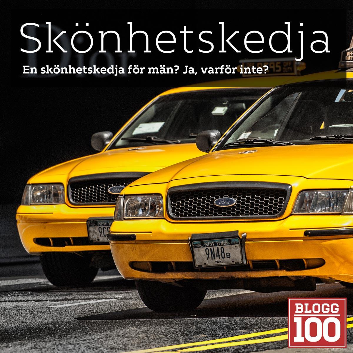 Skönhetskedja för män? #blogg100 #fb