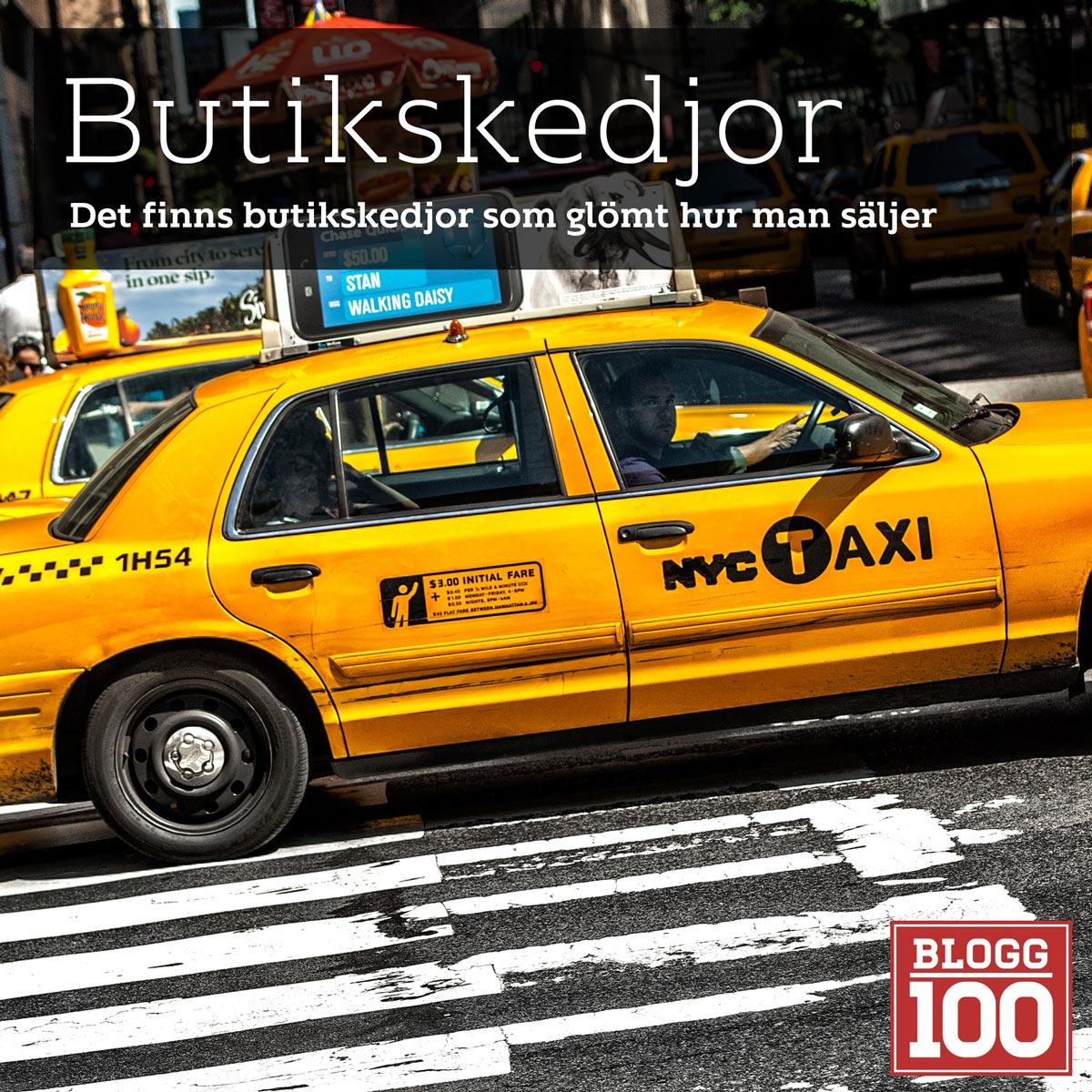 Butikskedjor kommer att dö ut #blogg100 #fb