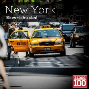 New York, när ses vi nästa gång?