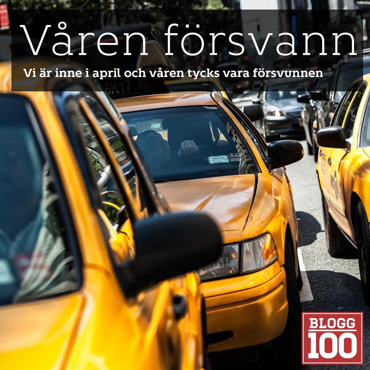 Våren som försvann #blogg100 #fb